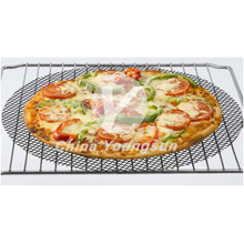 Customized for Oven Crispy Tray Non-stick PTFE Pizza Screen supply to Bosnia and Herzegovina Importers
