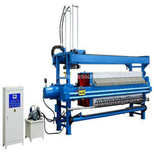 Durable Paper Industry Plate Frame Filter Press