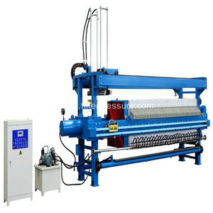Automatic Clean Metallurgy Chamber Membrane Filter Press