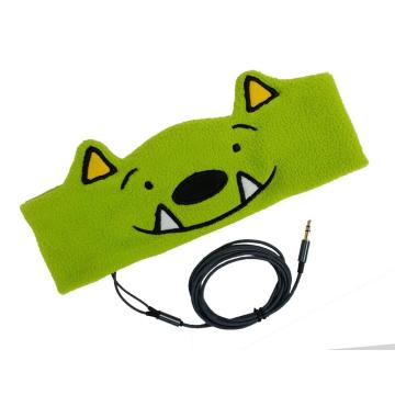 Stereo Cute Animal Sleeping Headphone for kids