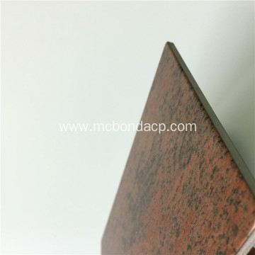 MC Bond Granite Vein Aluminum Composite Panel