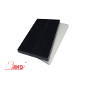 Extruded ESD Acetal POM Sheets Black Beige Color