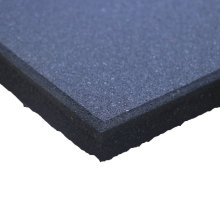 High Quality for Gym Rubber Flooring Waterproof gym floor rubber mat 20mm supply to China Taiwan Supplier