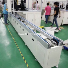 Customized Speed Chain Conveyor Systems Assembly Line