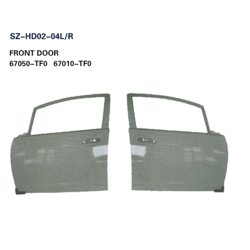 Steel Body Autoparts Honda 2009 FIT/JAZZ FRONT DOOR
