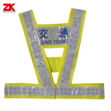 LED Mesh Summer safety clothing