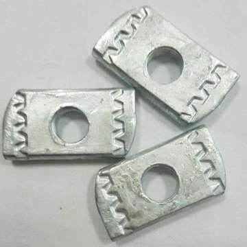 channel steel nuts carbon steel grade 4.8