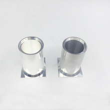 Silver Plating Aluminium Parts Machining