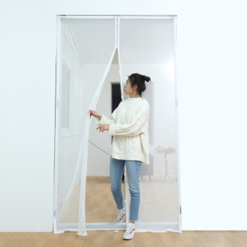 anti insect magnetic mosquito net door curtain