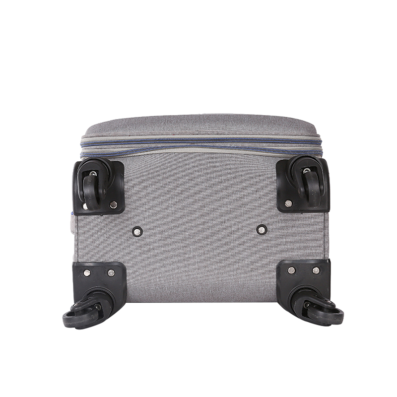 Popular new style nylon travel soft luggage5