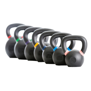 Strength Training Powder Coated Kettlebell
