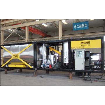 Rubber Polymer Modified Bitumen Emulsion Machine Plant