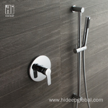 Good Quality for Sanitary Shower Faucet Single Function Wall Mounted Shower Faucet Set supply to Indonesia Exporter