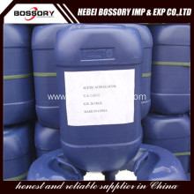 Top for Glacial Acetic Acid Industrial Dyeing Acetic Acid Glacial export to France Factories
