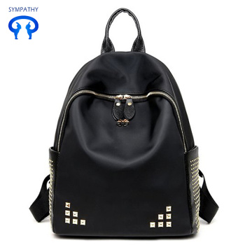 Korean version of Oxford cloth backpack leisure