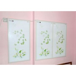 OEM Customized for Carbon Crystal Heating Panel Hot Sell Electric Room Heater with Thermostat supply to Canada Supplier