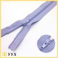 No.3 Close End Plastic Nylon Zipper for Pillow