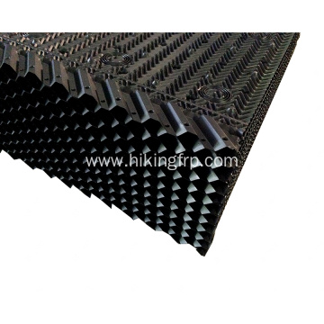 Cross Flow Cooling Tower Trickling