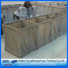 Customized for Military Sand Wall Hesco Barrier Explosion Proof Wall Hesco Barriers Gabion supply to Tuvalu Importers
