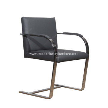 Modern Flat Bar Brno Dining Chair
