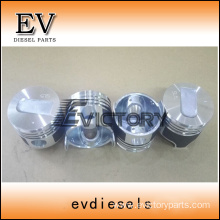 MITSUBISHI engine parts piston S4L2 piston ring