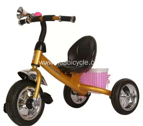 3 Wheels Plastic Pedal Bike Baby Tricycle