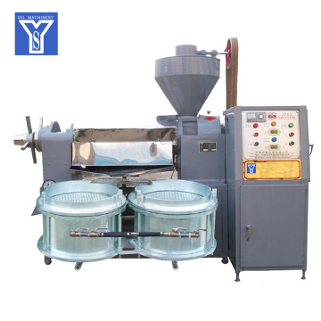 Edible Oil Press and Filter Integrated Machine