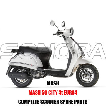 MASH 50 CITY 4t BODY KIT ENGINE PARTS ORIGINAL SPARE PARTS