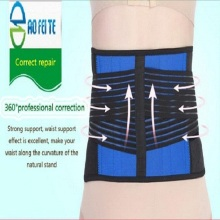 China Factories for Waist Support Medical back support straightening orthopedic waist belt supply to United States Factories