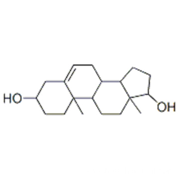 Androst-5-ene-3,17-diol,( 57369207, 57191365,3a,17b) CAS 16895-59-3