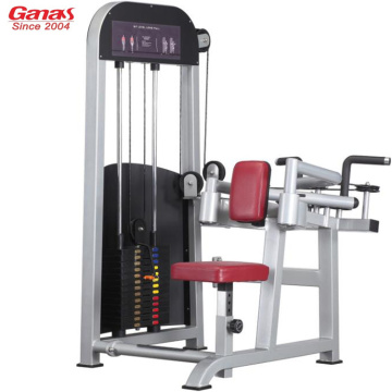 Gym Fitness Equipment Seated Row Strength Machine