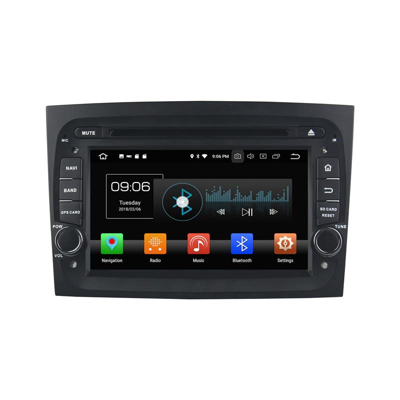 Dobol android 8.0 car dvd players with well radio sound (1)