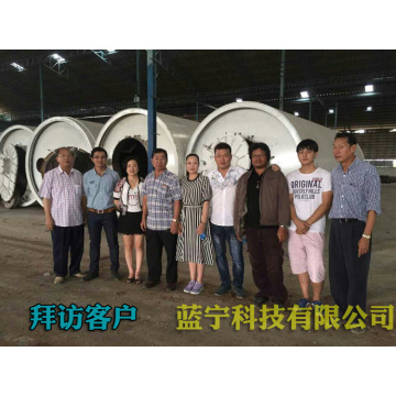 tire pyrolysis machine spare parts