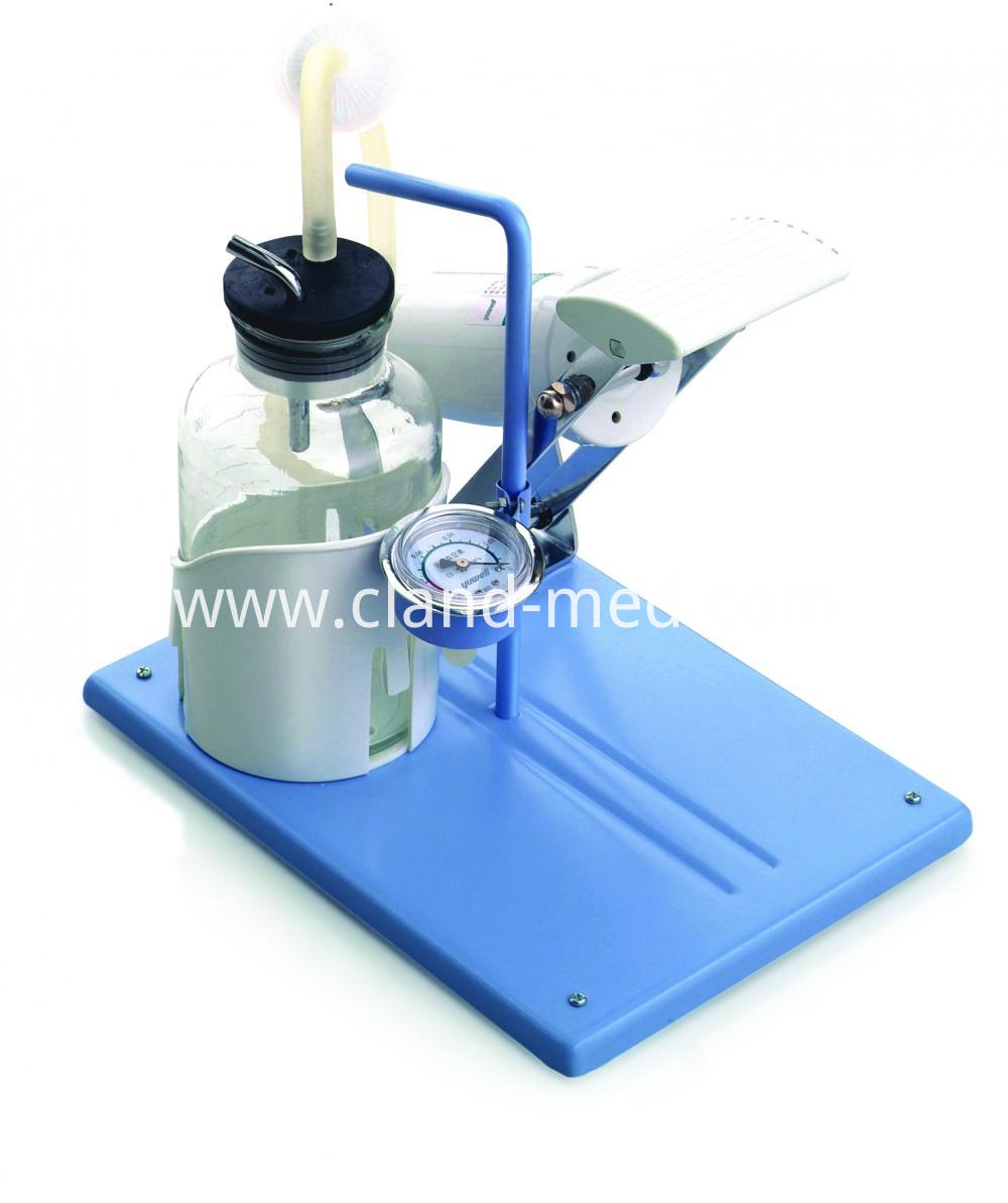 7b Pedal Suction Apparatus
