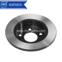 100% Original Factory for Regular Brake Rotor 267mm Disc Brake Rotor For Ford Mustang supply to Sudan Factories