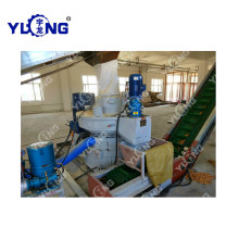 90KW Rice Bran Pellet Mill