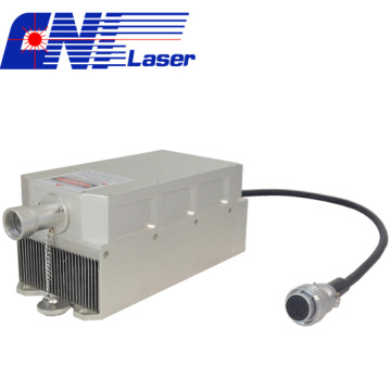 Switched & Pulsed DPSS Laser Series
