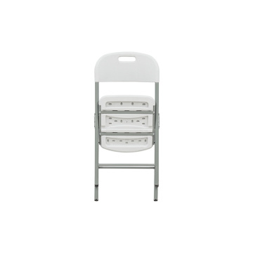 Resin Folding Chair White Pack of 4
