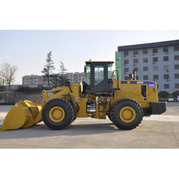 Cheap sale small front SEM656D wheel loader