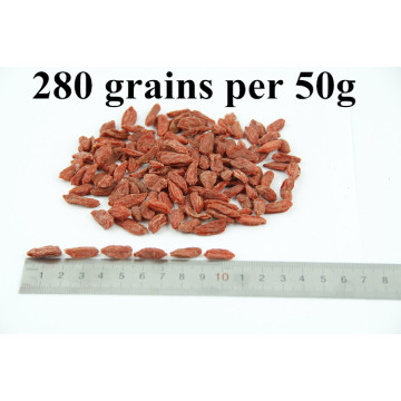 High Quality Dried Goji Red Berries