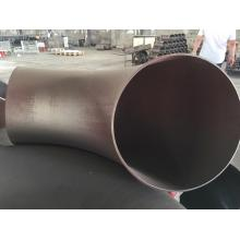 Big size stainless elbow