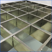 Stainless Forge-Welded Steel Grating