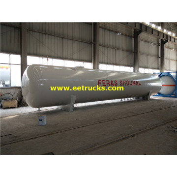 50m3 Horizontal ASME LPG Storage Tanks