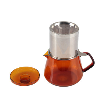 Amazon Best Seller Glass Coffee Maker with Filter