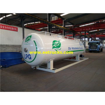 10 Ton LPG Portable Storage Skids