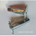 Zinc Plated Stamped High Neck Pallet Nuts