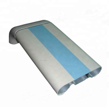 medical anti-collision handrails aluminum profile