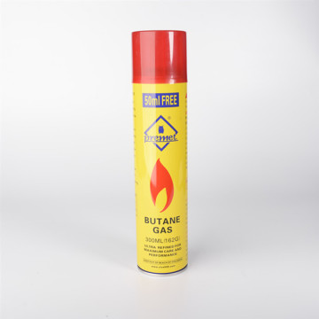 Premium Butane Lighter Gas