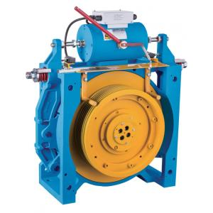 Gearless Traction Machine-WWTY8