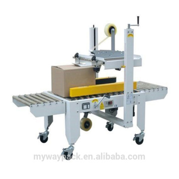 Stainless Steel Cover Tape Carton Sealing Machine